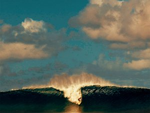 Warm-Up (Pipe Masters, Oahu)