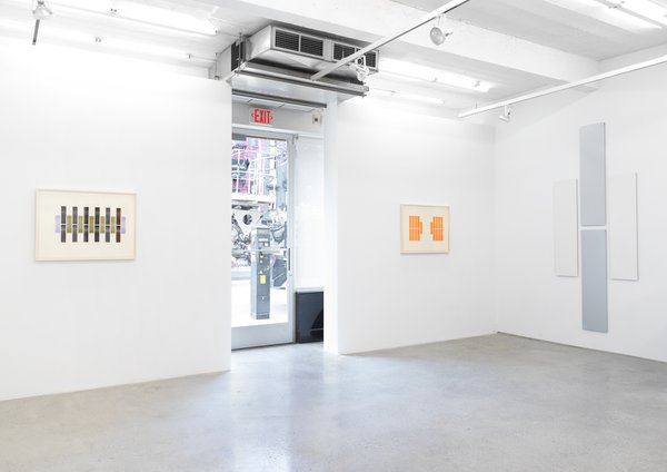 Don Dudley: Early Work, Magenta Plains, New York, NY 2019