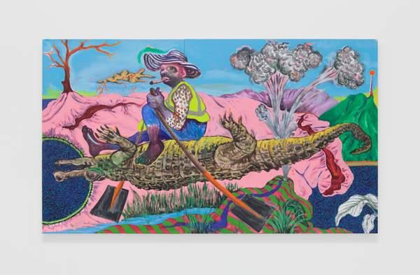 Bhekizwe, The Alligator Rider