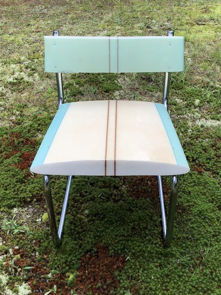 Long Division Chair