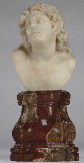 Bust of Dying Alexander