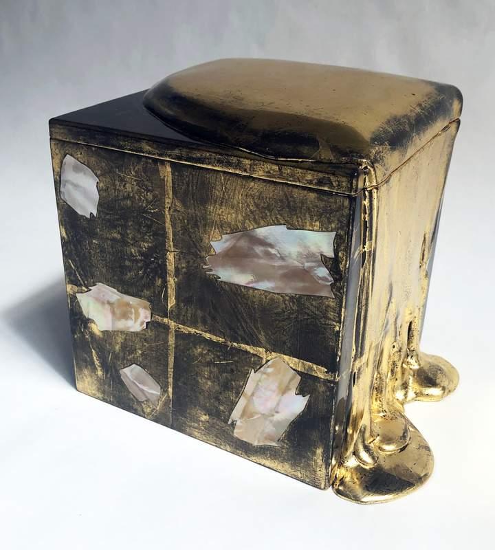 Gold Pour Box