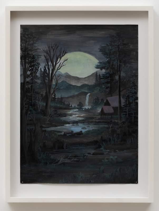 Moonlight Cabin