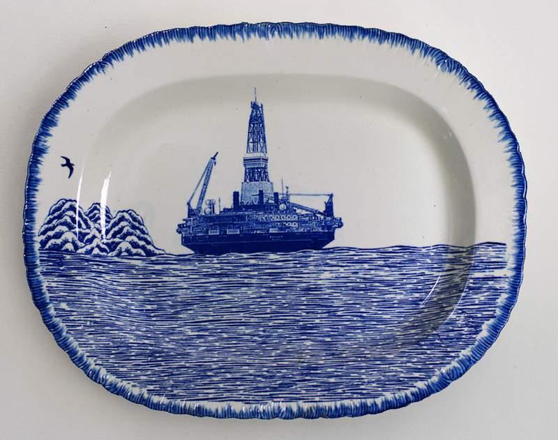 Scott's Cumbrian Blue(s) Arctic Scenery, Kulluk